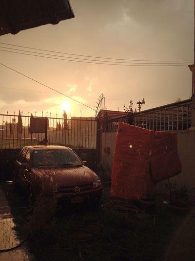 Lluvia con sabor familiar Sun House Sky Cloud - Sky No People Raining Rain Hogar Sol Casa Cielo Sin Personas Lluvia Lloviendo