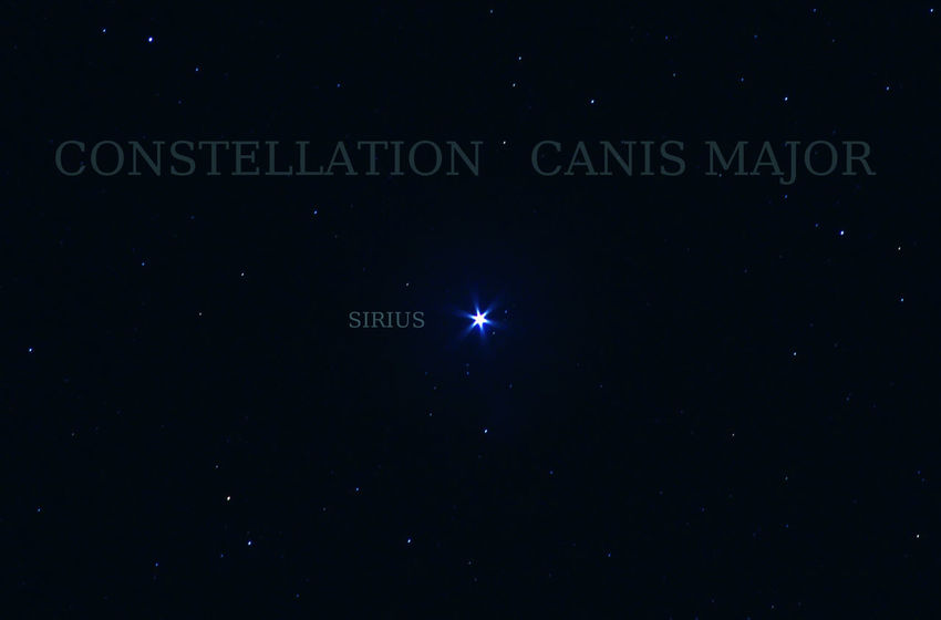 Astronomy Astrophotography Black Background Close-up Communication Night No People Outdoors Stars At Night Text The Star Sirius In The Canis Major Constellation Now Sirius The Brightest Star Of The Nigth