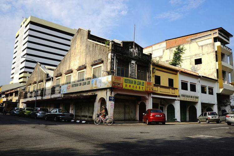 Old Town of Ipoh Ipoh Heritage Heritage Buildings Old Buildings Historical Building malaysia Architecture_collection Oldtown Architure Building Heritage Site Colors Of Malaysia Shadow & Buildings