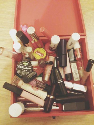 Lipsticks Lipglosses
