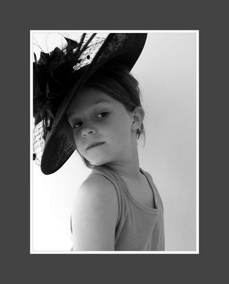 Hat ascot