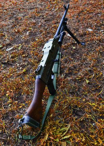Close Up Weapon Weapons Of War EyeEmNewHere War Gun Machinegun Ammo
