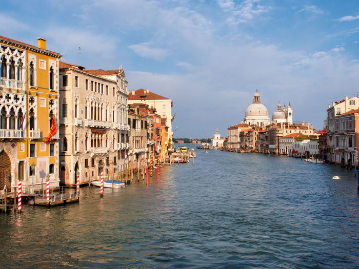 View Of Venice Grand Canal
