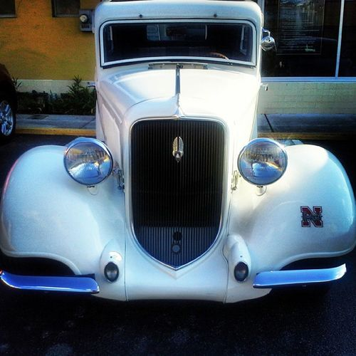 Husker Plymouth Husker Plymouth Carchrome Heyfred_lookatthis