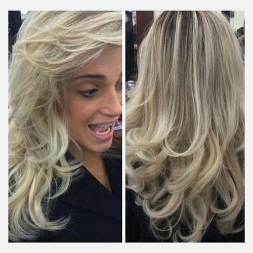 Diva New Look Bruinternational Blond luzes