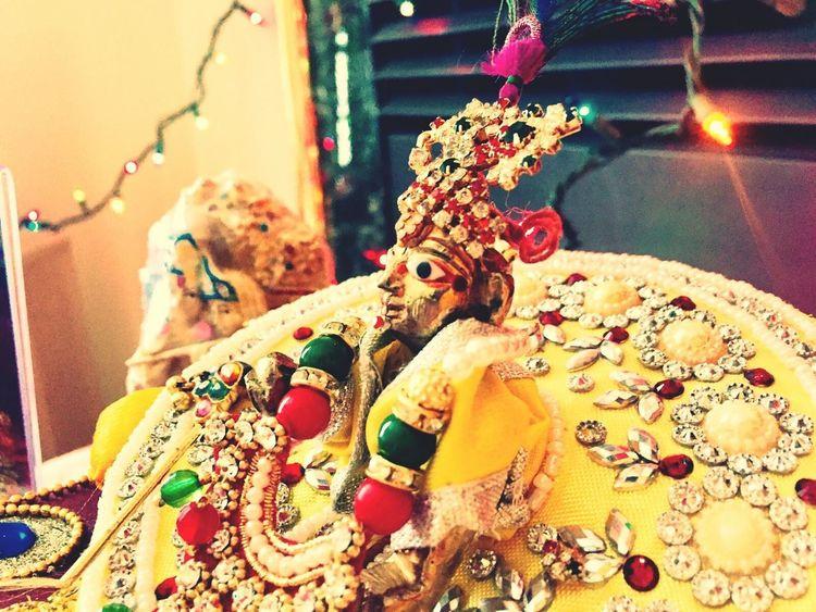 Harekrishna Krishna Janmashtami Krishnagod Close-up