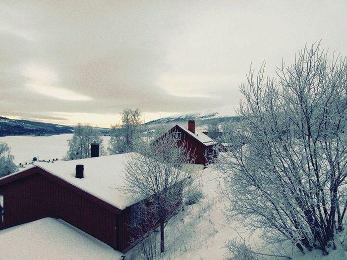 Traveling at Åre, Sweden Traveling