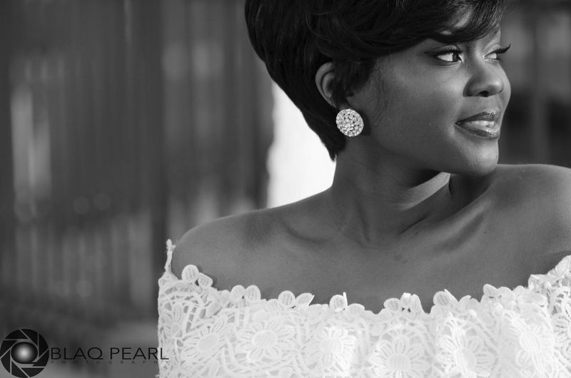 One Person Focus On Foreground Headshot Life Events Fashion Bride Real People Day Indoors  Close-up Young Adult Adult People Nikon5100dslr Young Women BlaqPearlPhotography Blackandwhite Photography Black & White