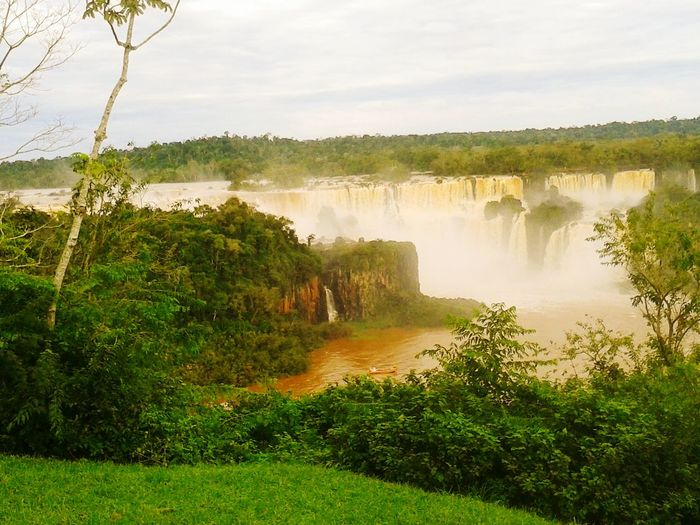 Foz Do Iguaçu Natureza Cataratas Brasil Brasil Brazil Beauty Naturelovers Green Natural