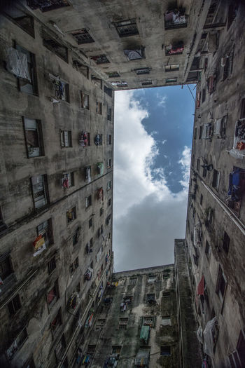 Vertical slum Abandoned Places Brazil Poor  Sky And Clouds Social Abandoned Abandoned Buildings Building Clothesline Invasion Old Buildings Poverty Sky Slum Social Issues Vertical Vertical Slum Windows