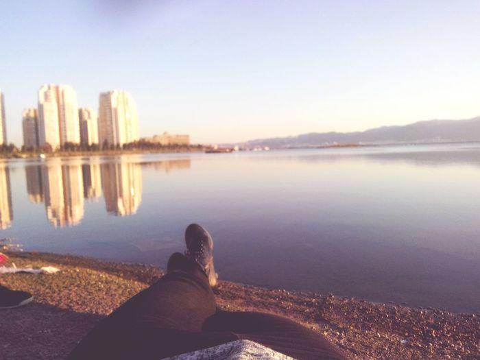 Sea Peace ✌ Mutluluk:) Dinlenmek Huzur♥ Dünyam Helloworld