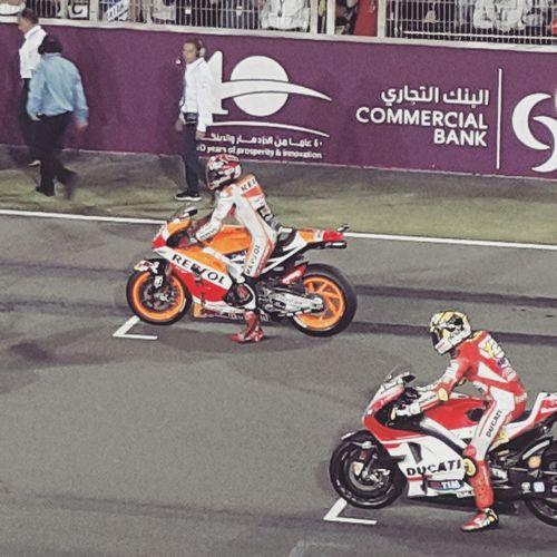 Qatar MotoGP Losail Marc Marquez Qatar Motogp