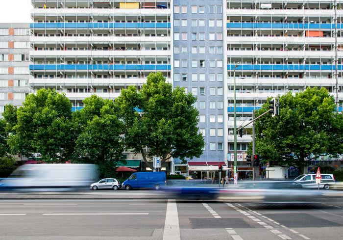 Berlin Flats Traffic