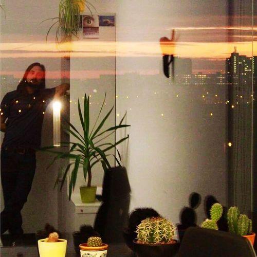 First Eyeem Photo Mirror Halle (Saale) Urban Landscape Urban Office
