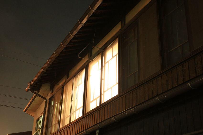高山市の夜の灯り Nightphotography Night Lights Architecture Night Night Photography Architecture Light And Shadow Light Lighthouse