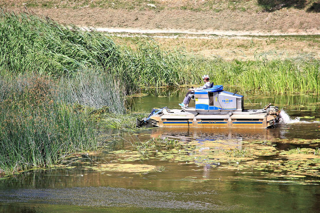 A taste of the Baltics Baltic Baltic Countries Labourer Men At Work  Work Workman Baltic States Beauty In Nature Day Grass Growth Labour Lake Men Mode Of Transportation Nature Nautical Vessel Outdoors Plant Reflection Tranquility Transportation Water Waterfront Workman Safety Equipment