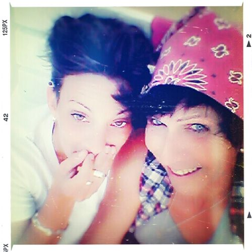 Jess and me :) Friends♡♡ Soul Mates Color Photos  Having Fun :)
