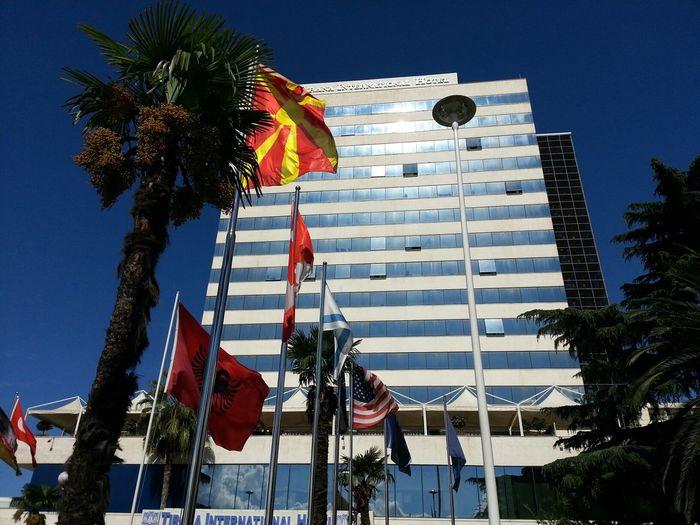 Tirana 15 Floors Hotel