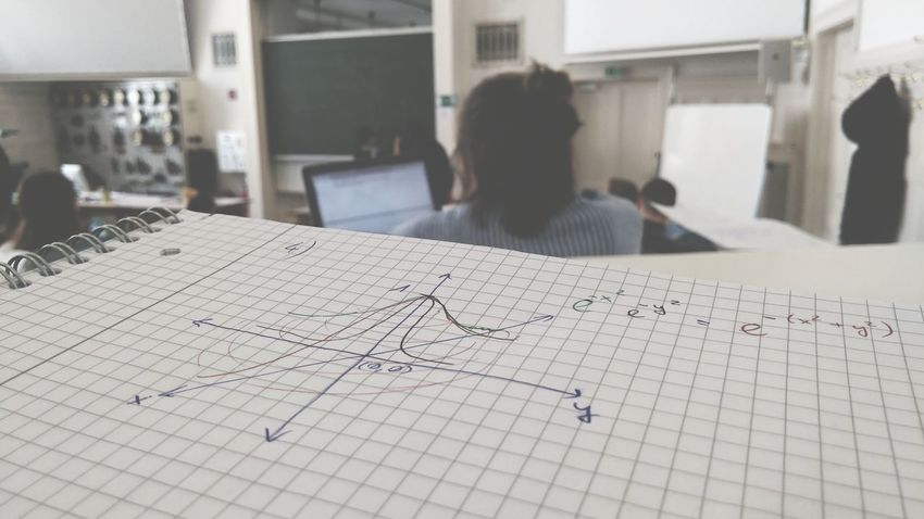 Lecture Study Time Studying University Of Vienna Physics Math My Year My View