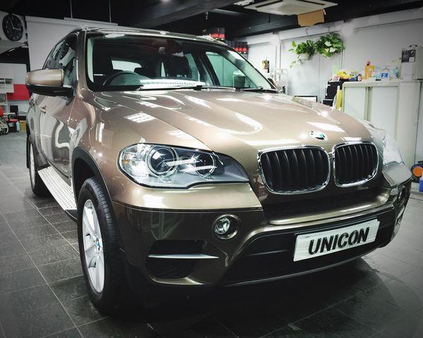 Unicon Pro Shop Bmw X5 Bmw Auto Beauty
