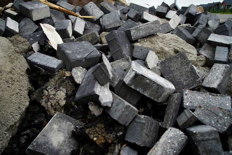 Getty Images Construction Stones Day Outdoors Granit Close-up Granite No People Rubble Backgrounds Rubbles Full Frame The EyeEm Collection Large Group Of Objects Building Rubble Premium Collection