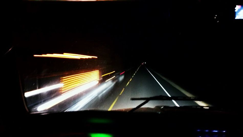 High speed flyby Trucking Truckerslife Awesomepic Through My Windshield
