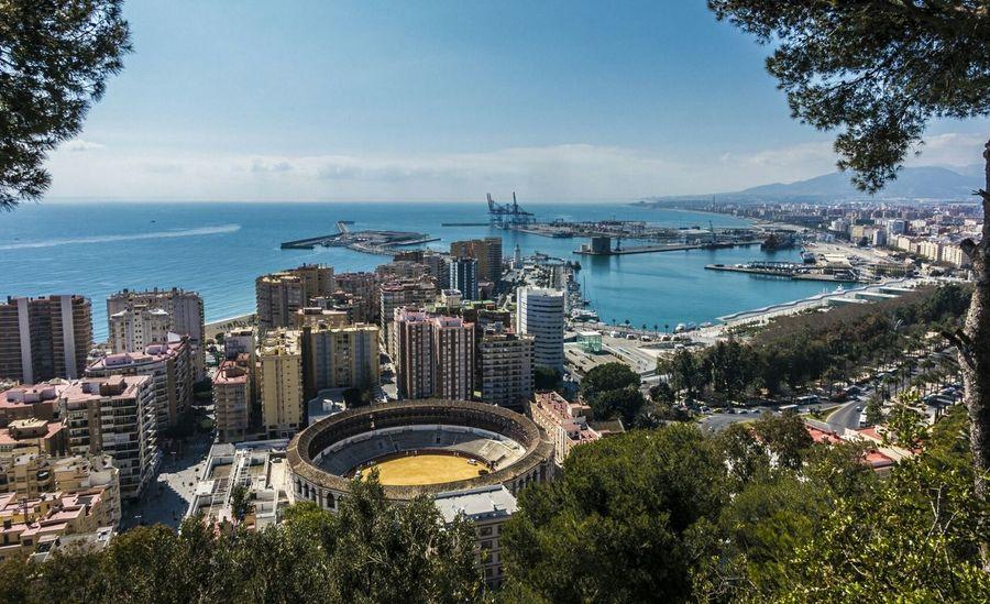 Malaga Puerto Malaga Malaga♡ Spain, Andalucia, Malaga Málaga,España