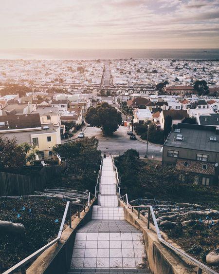 San Francisco Sunlight The Street Photographer - 2016 EyeEm Awards
