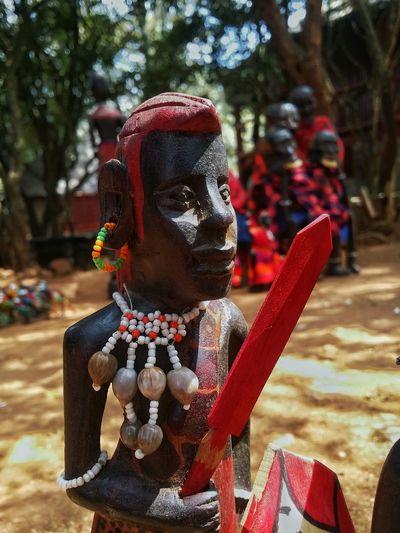 Kenya Red Nairobi Miles Away
