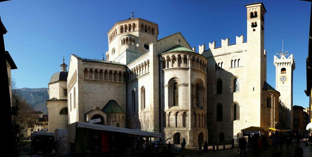Trento Trento Duomo