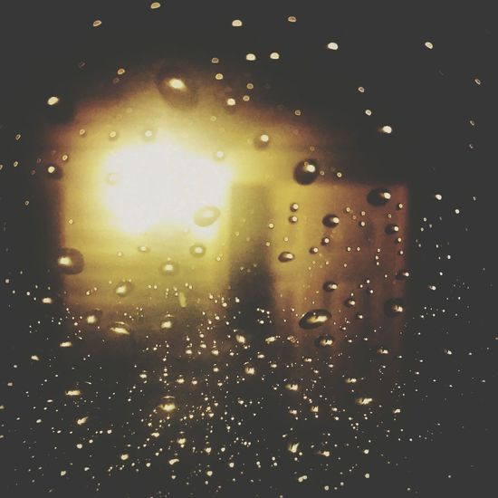 Rainy Nights ♡ Rain Drops Enjoying Nature Beautiful Day Beautiful Night Peace Love Happiness Calm Windows Looking Out The Window Waiting Photography