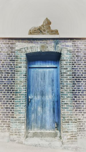 C'est une porte