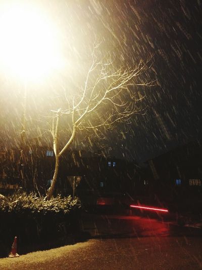 Snow ❄ Night Taking Photos Check This Out Everday Relaxing