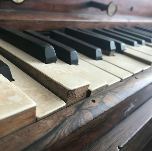 Music Piano Musical Instrument Piano Key Arts Culture And Entertainment Close-up Playing Indoors  No People Day Classical Music