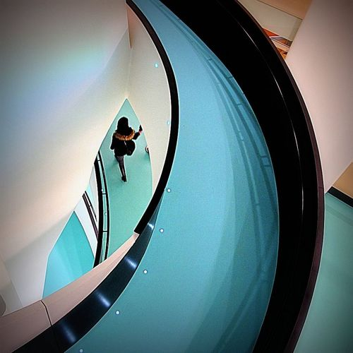 museo del 900 Architecture Photography Museo Del Novecento Milan,Italy Milano Peoplephotography People Museum Circle Peaple Photography