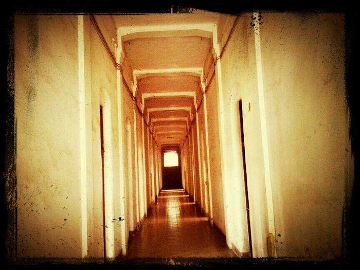 Tunnel Of Lawang Sewu