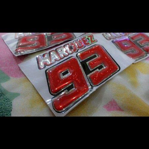 93! Marcmarquez Repsol Honda 93