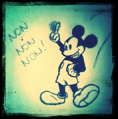 Swag Withdrawing Cash Mickey Mouse EyeEm Best Shots