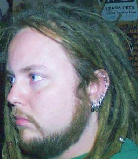 Ear Piercingg Peircings Dreadlocks Dreads