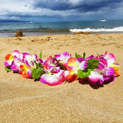 Lei Hawaii Maui Maui Hawaii Beach Beachphotography Life Is A Beach