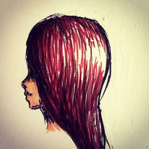 Drawing Roselin Neko Nothing To Do
