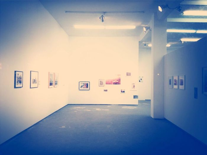 exhibition at neue schule für fotografie Exhibition