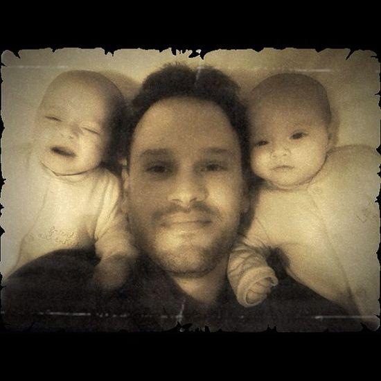 Babies Baby Twins Gemeos portrait fineart