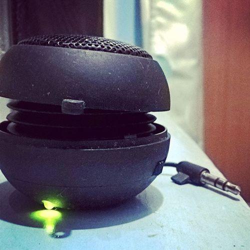 MyOld Boombox Sonyericsson Luvfo Music Loudness Base Vibration