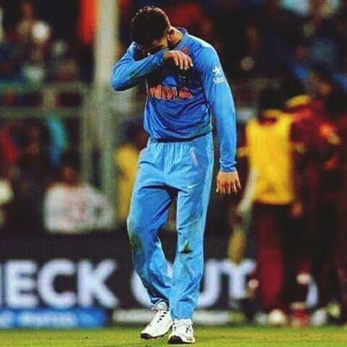 India 2016😍 wc knockout Crying Inside Viratkohli Dreambroken