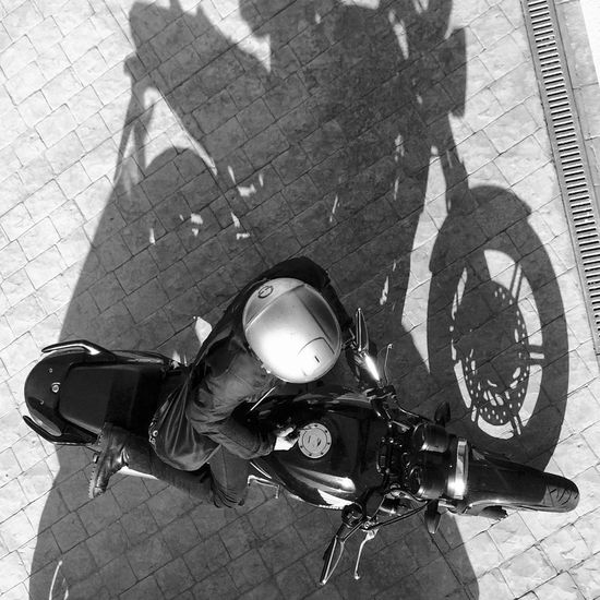 Streetphotography Motorcycles Blackandwhite Summer