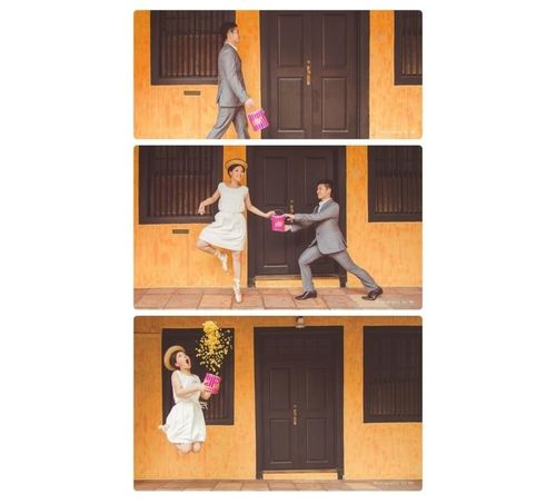 Colors Dance Dance With Me - Prewedding By KM Don't Be Square