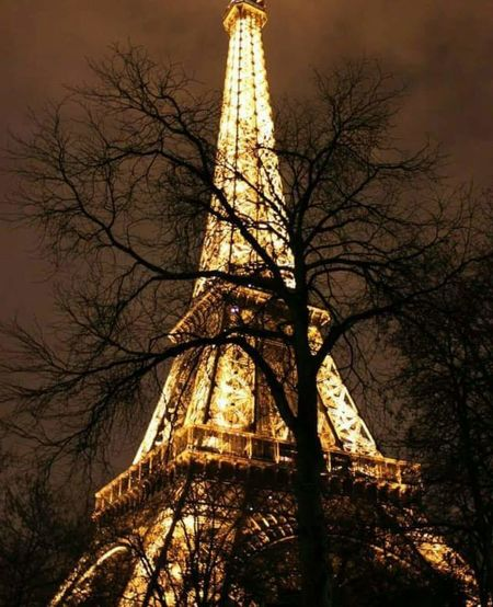 Parigi Paris France Francia TourEiffeil Torreeiffel  Night