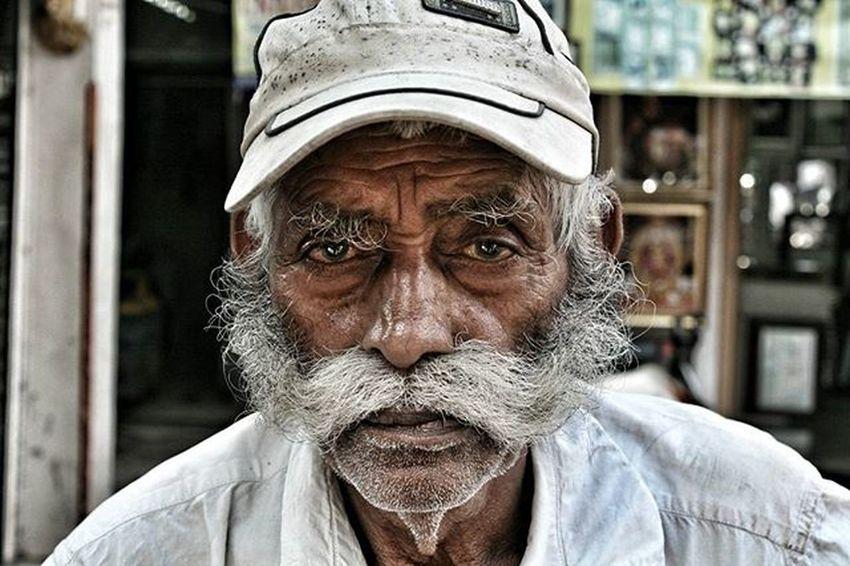 Man with Mustache _soi _oye Portraitsofindia Portraitmood Instagram_ahmedabad Inspiroindia Indiapictures Portraits_ig