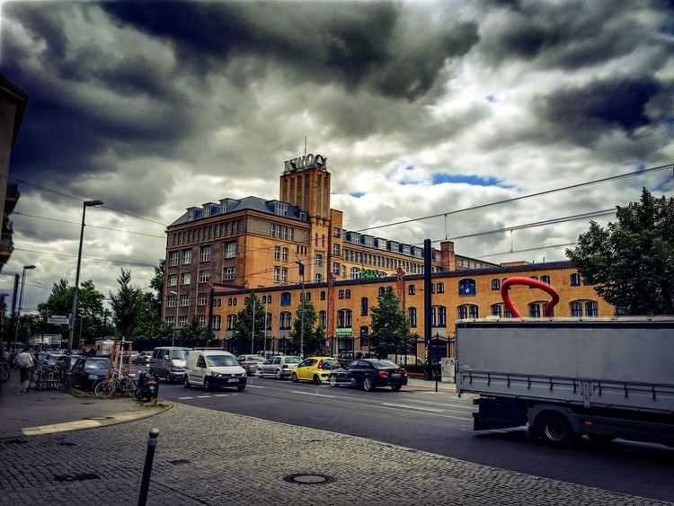 My Fuckin Berlin Check This Out Streetphotography Berlin HDR Taking Photos Cloudporn